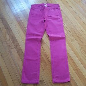 Women's jcrew corduroy pants